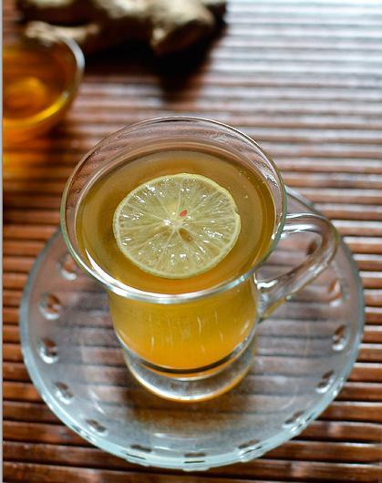 Лечение лимоном и имбирем для похудения